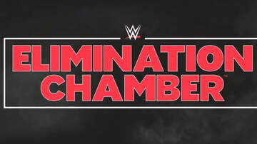 Hitman - WWE Elimination Chamber is Coming to Houston!!!