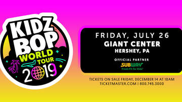 None - Kidz Bop World Tour at Giant Center