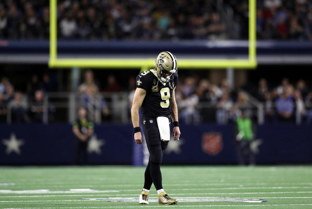 Saints Aim To Get Back On Track Against Buccaneers
