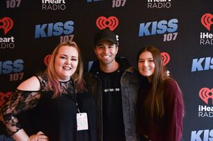 Jake Miller Meet & Greet at #KISSMAS2018