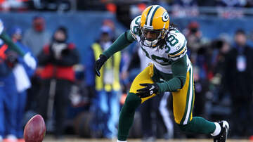 Packers - Tramon Williams Finalist for NFL Art Rooney Sportsmanship Award