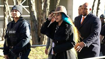 DJ A-OH - Cardi B Showed Up for Court Hearing This Morning