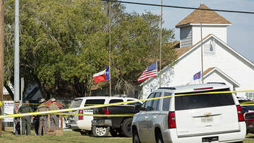 National News - Air Force Had Six Chances To Alert FBI About Texas Church Gunman