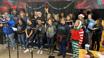 Christmas Live - Cane Bay High Ladies Performs