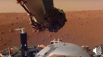 Coast to Coast AM with George Noory - Listen: NASA InSight Lander Records Martian Wind
