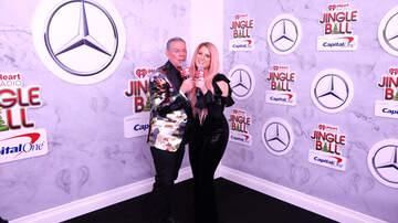 Jingle Ball - Meghan Trainor Reveals She's Getting Married Before Christmas