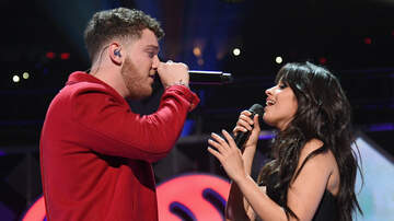 Jingle Ball - Camila Cabello & Bazzi Perform 'Beautiful' For The First Time Together