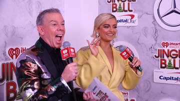 Jingle Ball - Bebe Rexha On Grammy Nom: It's The Best Day Of My Life
