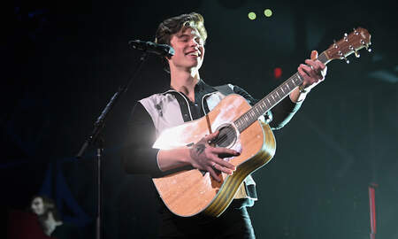 Entertainment News - Shawn Mendes Gives First Performance Following First Grammy Nominations