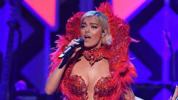 Jingle Ball - Bebe Rexha's 2018 Jingle Ball Costume Will Leave You Speechless
