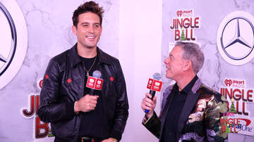 Mercedes-JB Interviews - Why G-Eazy Is Looking Forward To Spoiling His Mom For Christmas
