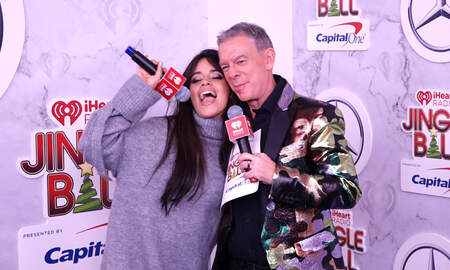 Entertainment News - Camila Cabello Says Shawn Mendes Is Her Favorite Part Of Jingle Ball