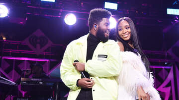 Trending - Khalid & Normani Are Friendship Goals at 2018 Jingle Ball