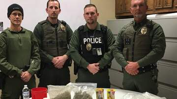 Jake Dill - Cops Pose for the Saddest Drug Bust and the Comments are Hilarious
