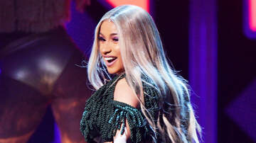 Jingle Ball - Cardi B Talks About Spending Time With Family In 1st Post-Split Performance