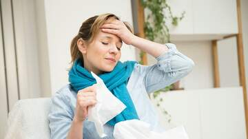 Health Clipboard - Is It A Cold Or The Flu? And When Do You See A Doctor?