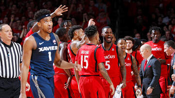 Lance McAlister - UC smothers and covers XU in 62-47 Shootout win