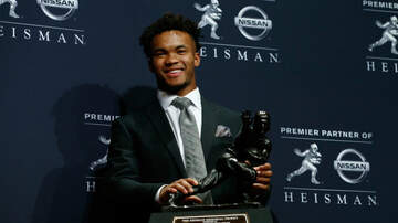 Sports Desk - Kyler Murray Wins The Heisman Trophy