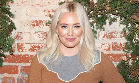 Trending - Hilary Duff Confirms 'Lizzie McGuire' Revival Talks Are Happening!