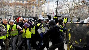 WOAI Breaking News - Macron To Make Announcement After Paris Protests