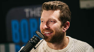 Bobby Bones - Brett Eldredge is Mr. Christmas With O Holy Night Performance