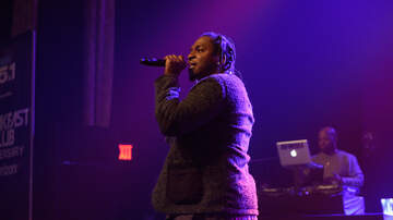 Honey German - Pusha-T Gives Upcoming Artists Platform to Perform