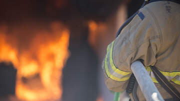 Weird News - Three Firefighters Injured Battling Blaze At Their Own Station