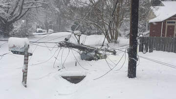 National News - Winter Storm Snarls Traffic Across The South
