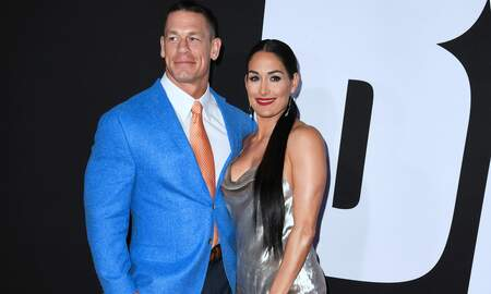Entertainment News - Did Nikki Bella Just Shade John Cena For Coming In And Out Of Her Life?