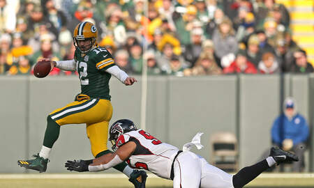 Packers - Packers beat Falcons 34-20