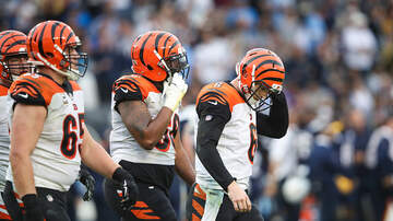Lance McAlister - Bengals play hard, don't play smart, lose and fall to last place