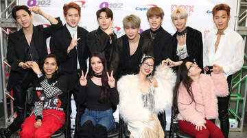 None - MONSTA X Meet + Greet: Jingle Ball 2018