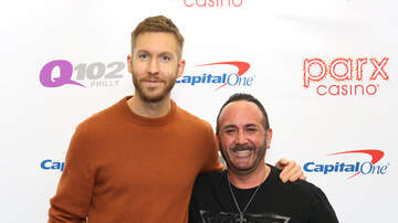 None - Calvin Harris Meet + Greet: Jingle Ball 2018
