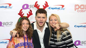 Jingle Ball - Bazzi Meet + Greet: Jingle Ball 2018