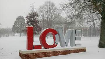 - Snow Pictures Around Virginia!