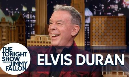 Elvis Duran - Watch Elvis Duran on 'The Tonight Show' with Jimmy Fallon