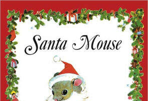 Eddie - Further Proof That Santa Mouse Is A Thing!