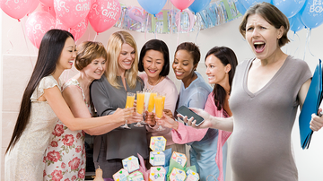 Music News - Furious Mom-To-Be Cancels Baby Shower After Guests Make Fun Of Baby's Name