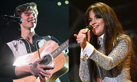 Entertainment News - Shawn Mendes Doing Camila Cabello's Hair Is Too Cute: See The Pic!