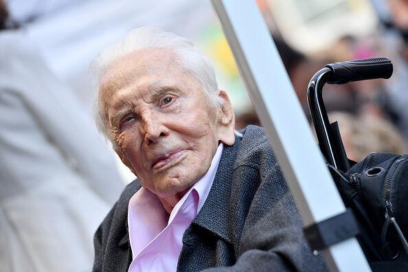 Amsterdam Native Kirk Douglas Turns 102