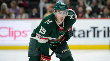 Wild - With Koivu hurt, Wild call up Kunin | KFAN