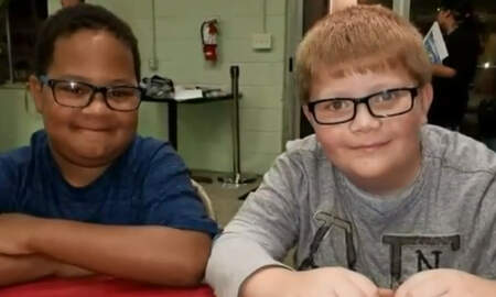 Uplifting - Michigan Boy Rakes Leaves To Raise Money For Headstone For Deceased Friend