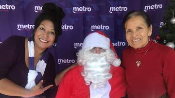 Melissa - PHOTOS: Carne Asada Christmas with Metro by T-Mobile Stop #2