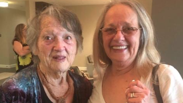The Good, the Bad and the Gossip - Mom Reunites With Daughter She Thought Died At Birth 69 Years Ago