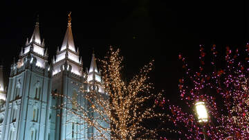 Kylie - The best Christmas light attractions in Utah 2018