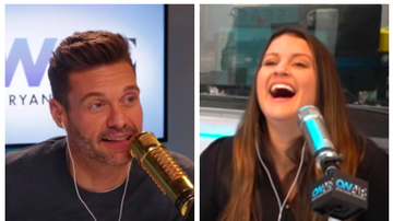 "Ryan Seacrest - Ryan Weighs In on Sisanie's ""Papa"" Vs ""Daddy"" Debate With Husband Micheal"