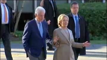 The Insider - Clintons selling discounted tickets on Groupon after sparse tour sales