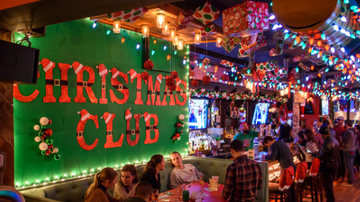 Lance Houston - Who wants to join me at a Chicago Pop-Up Christmas Bar???
