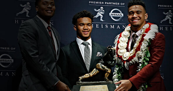Kyler Murray's Heisman Could End Up Getting Oklahoma Annihilated