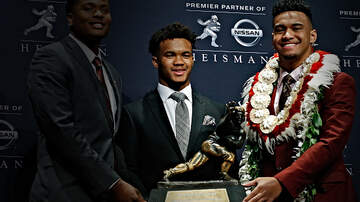 Outkick The Coverage with Clay Travis - Kyler Murray's Heisman Could End Up Getting Oklahoma Annihilated